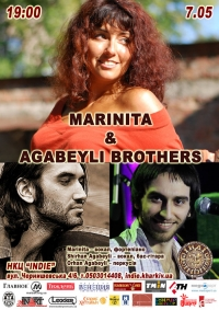 Marinita & Agabeyli brothers