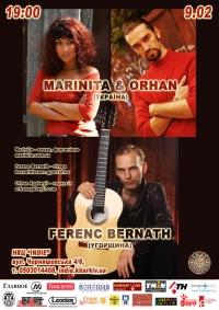 Marinita, Orhan, Ferenc Bernáth